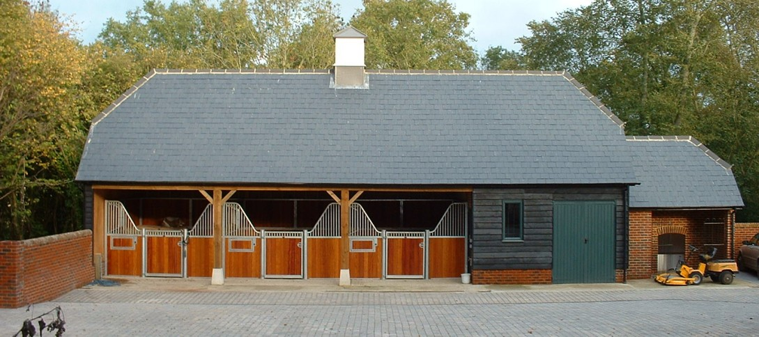 Stables in Hampshire